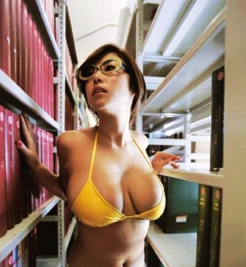 Japanese boob babes