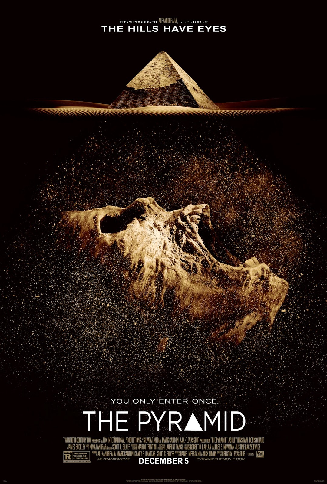 The Pyramid (poster)