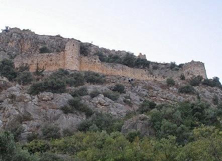 Trips with Outdoor Recreation in Turkey: Kozan Castle