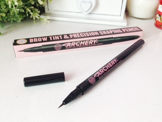 soap and glory brow archery