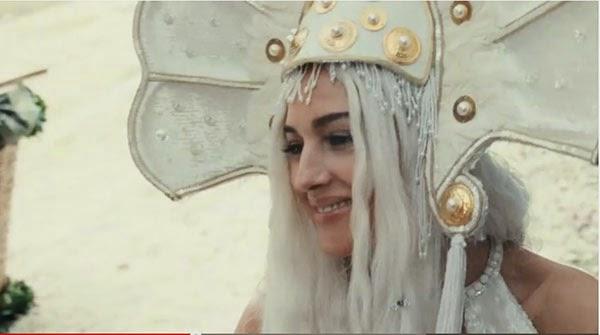 monica bellucci le meraviglie scene girate a bagni san flippo
