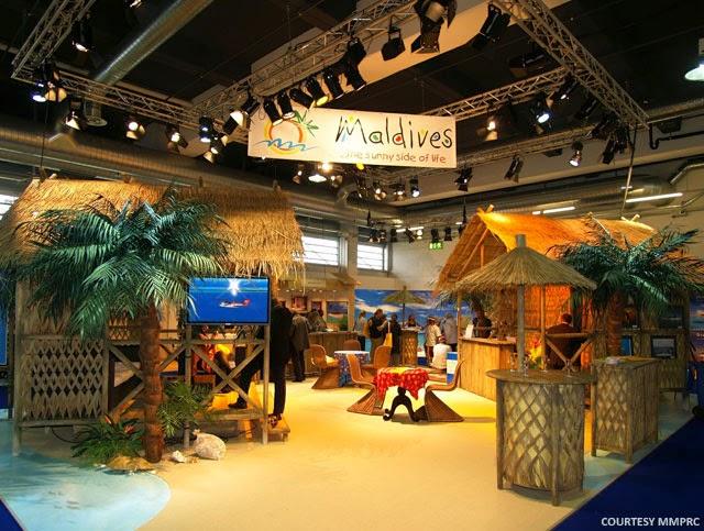 Maldives participates at FESPO fair held in Zurich Switzerland