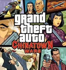 GTA Chinatown Wars For Android logo cover by http://www.tanggasurga.blogspot.com