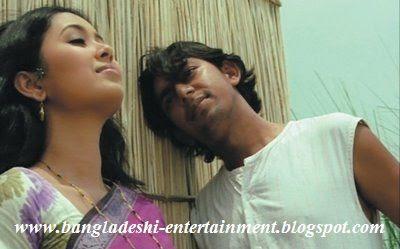 Bangladeshi Actress Farhana Mili