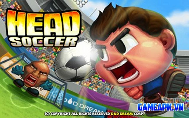 Head Soccer v4.0.3 hack full point cho Android