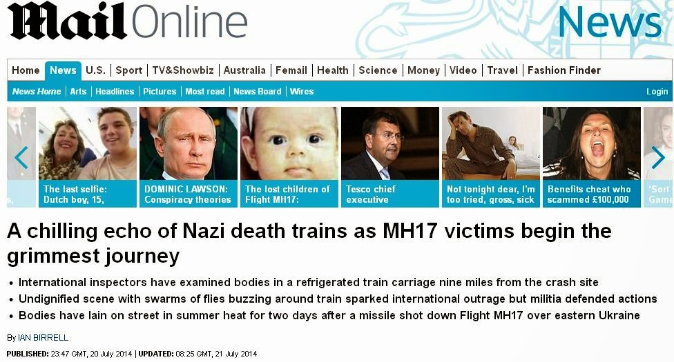 Ihre Schlagzeilen Beispiele