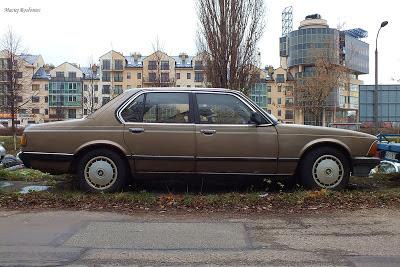 Zdjęcia 1982 BMW E23
