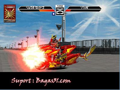Kamen Rider : Ryuki Game 2