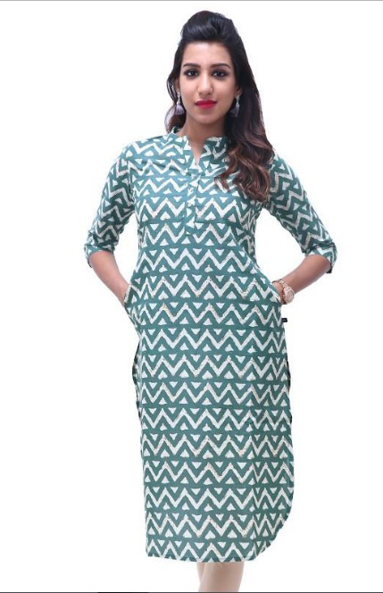 Top Beautiful  Designer Kurta Designs Images 2018-2019