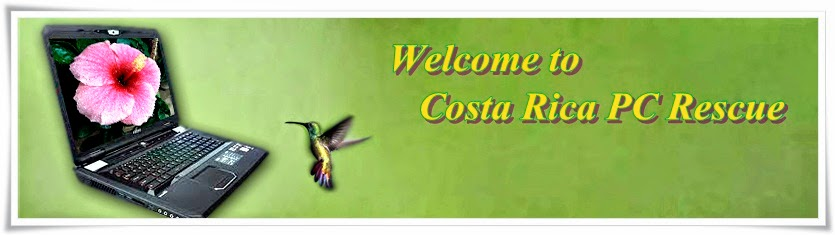 Costa Rica PC Rescue