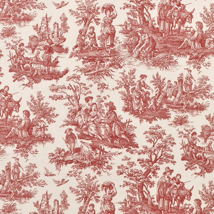 Simply Ruthless Seamless Toile Patterns