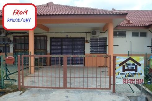 Homestay Zakaria 1 Bukit Gambang Resort City