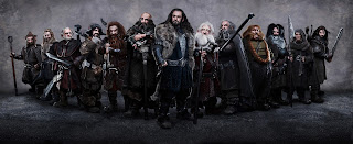 The Hobbit: An Unexpected Journey dwarves