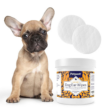 Natural EASY EAR Wipes...