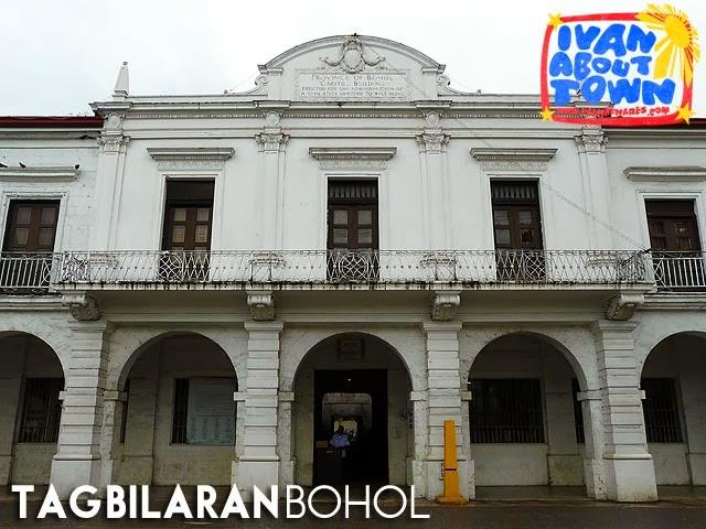 Old Provincial Building (Tagbilaran, Bohol)