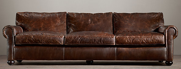 Value City Furniture Vcf Has Produced A Knock Off It Is Called The Burnham Leather Sofa Take Look