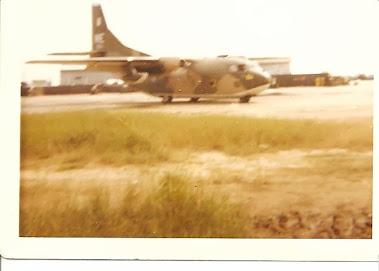 """FAIRCHILD C-123 PROVIDER """"THUNDER PIG"""""""