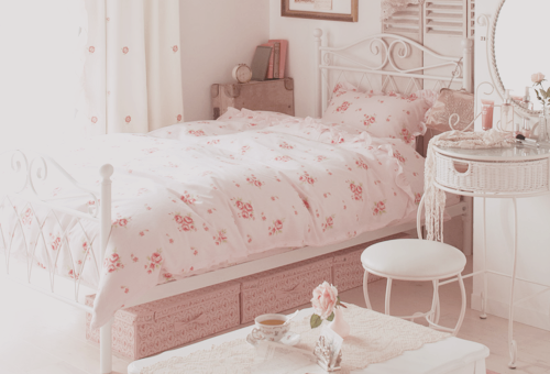 White and pink room spirations sweet confessions - Chic and stylish pink bedroom design ideas for all time girly look ...