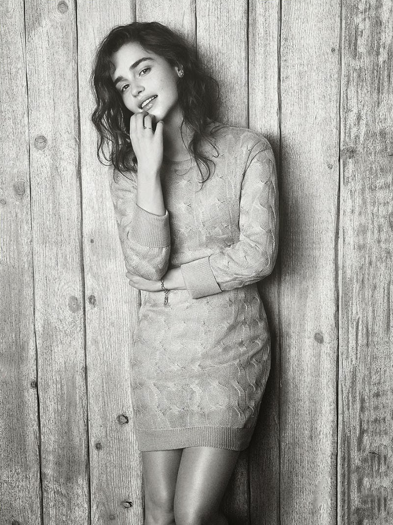 Emilia Clarke HQ Pictures WSJ  Magazine Photoshoot March 2014
