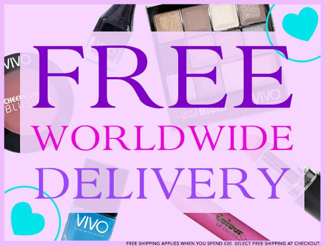 VIVO Cosmetics - Spedizione gratuita