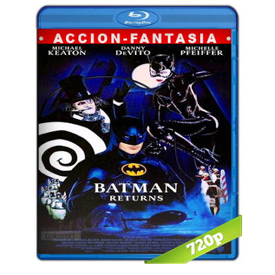 Batman 2 Regresa (1992) BRRip 720p Audio Trial Latino-Castellano-Ingles 5.1