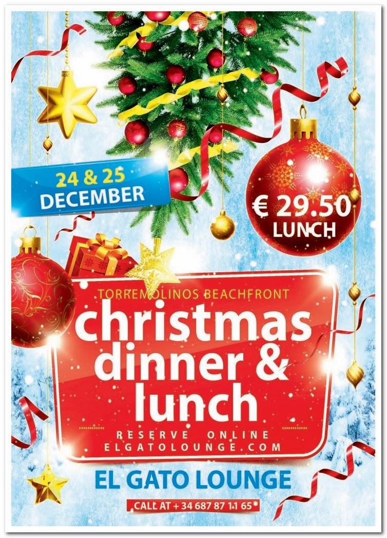 Christmas time torremolinos 2013 what restaurants are for Restaurants open on christmas eve near me