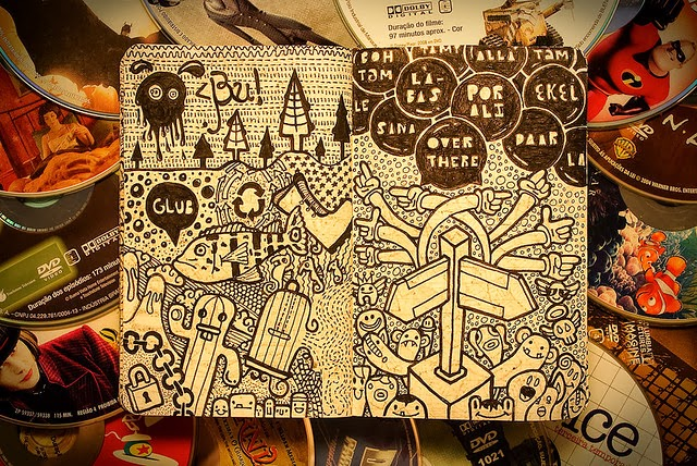 10-Maykel-Nunes-Graphic-Designer-Illustrator-Moleskiner-Sketchbook-Doodles-www-designstack-co