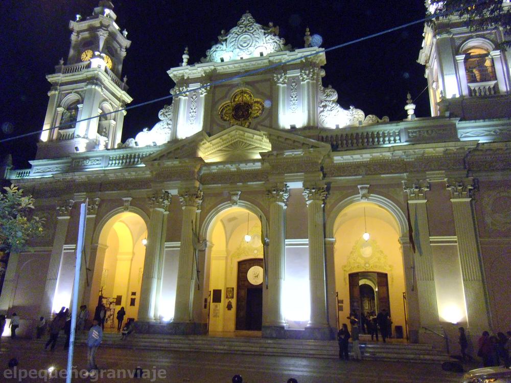 Salta, ciudad, iglesia