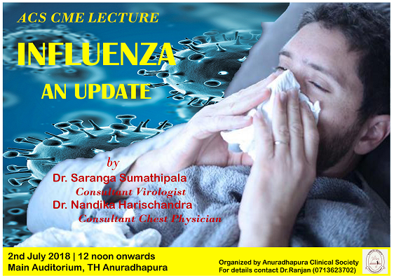 Influenza - An Update                       (CME Lecture)