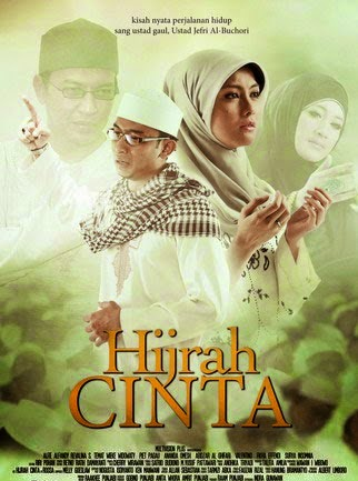 Review Film Hijrah Cinta 2014 Spesial Ramadhan
