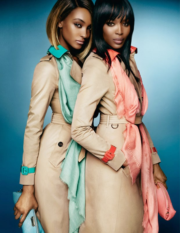 Burberry Spring/Summer 2015 Campaign