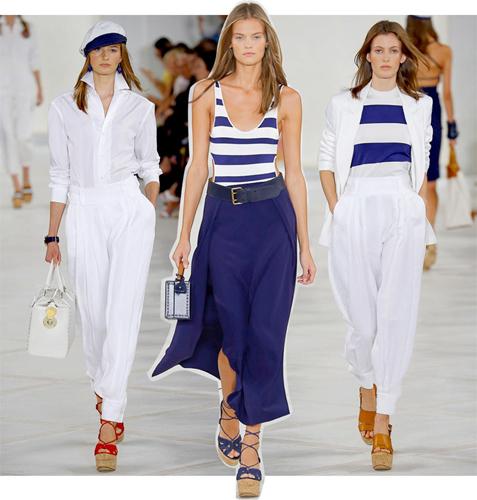 moda looks tendências coleção Ralph Lauren 2016
