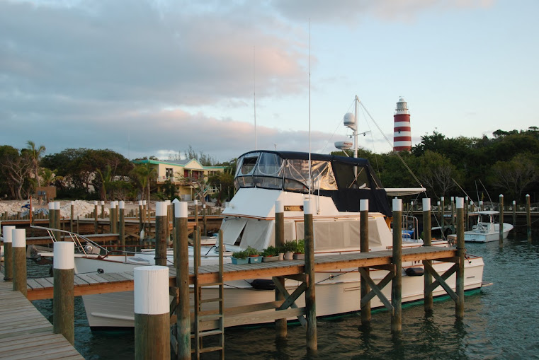 Hopetown Marina - new docks $100/wk