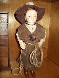 A Cowgirl Doll