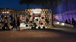 Construccion con Tubos de Carton, Tecnologia y Ecologia en Construcciones