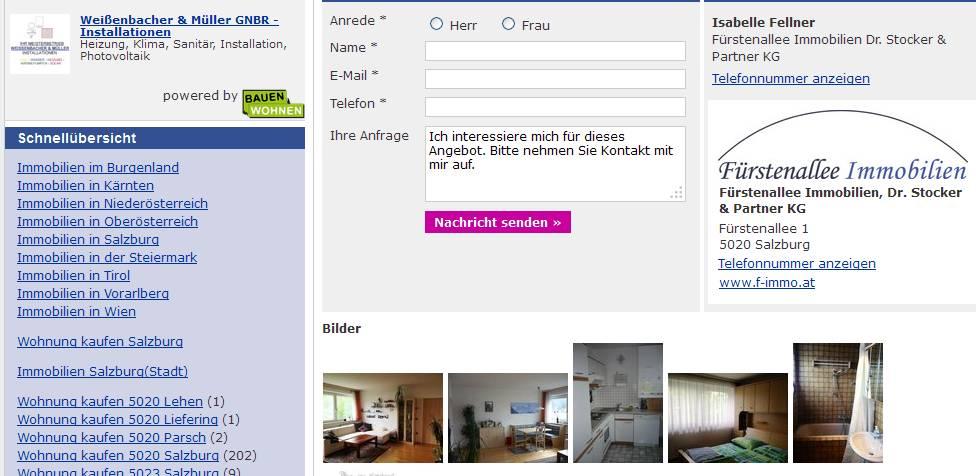 ericweber48 alias herr eric weber 3 zimmer salzburg 2. Black Bedroom Furniture Sets. Home Design Ideas