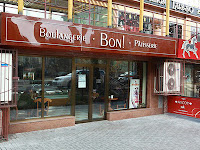cafe bon cakes and coffee tashkent