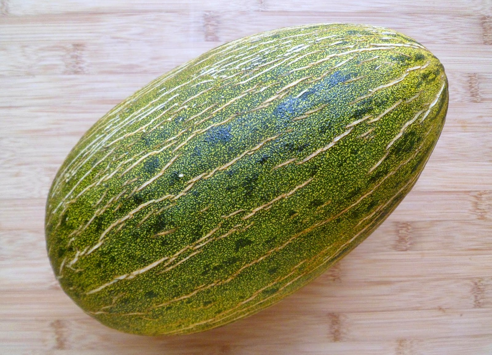 Les crocs du loupinet gel e de melon vert - Quand cueillir un melon ...