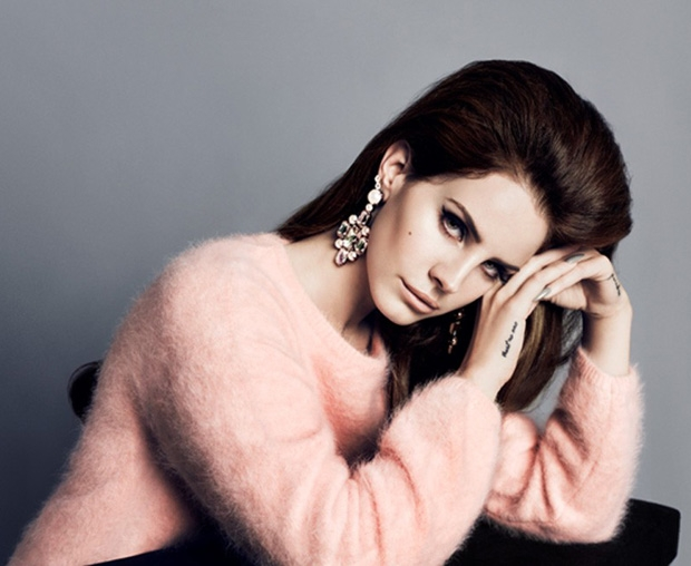 Lana Dele Rey Campaign H&amp;M
