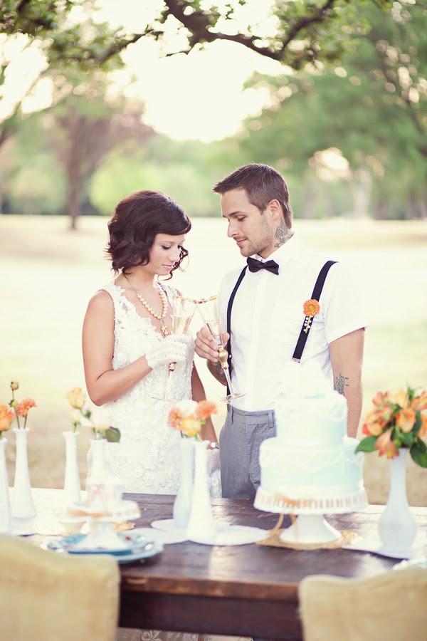 Tham khảo tiệc cưới lãng mạn cho cô dâu và chú rể