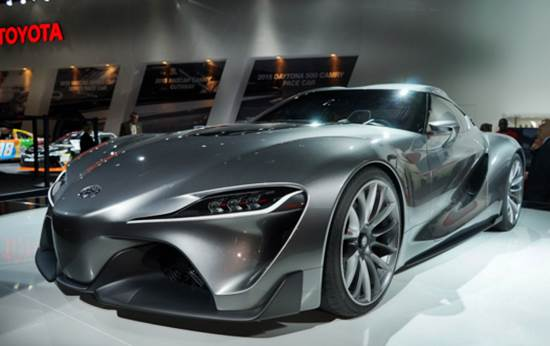 2017 Toyota FT1 Price and Release Date