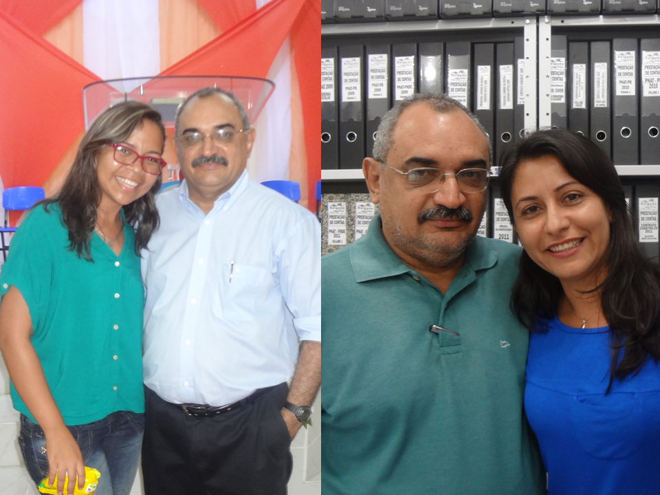 Munique Silva e Denise Paz - Amizades com teor sem igual.