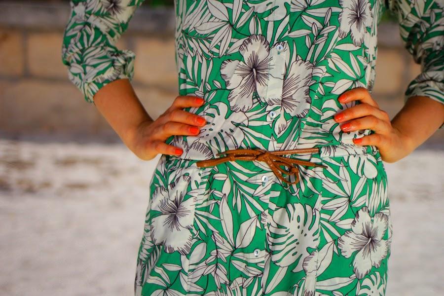 kleid essprit fashion myberlinfashion model blogger berlin