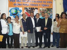 ASOC. CASAS DE LA SALUD PRESENTES EN RECORD GUINNES
