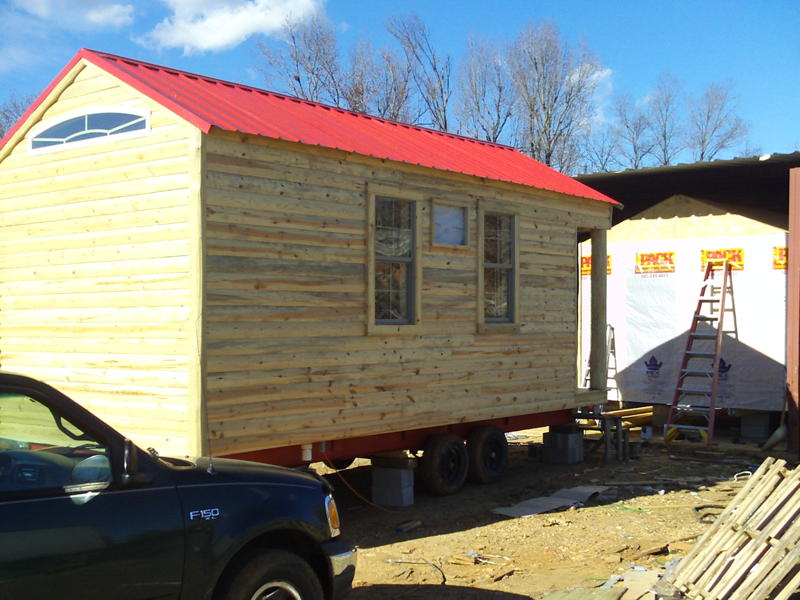 tiny house customs. Slabtown Customs Tiny House