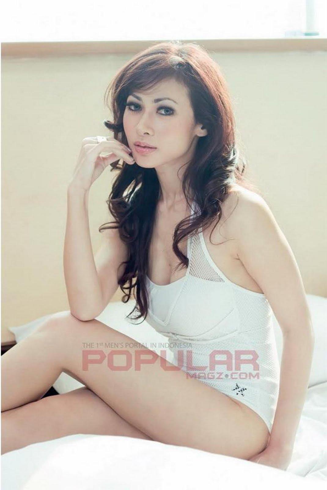 Foto gadis cantik asia next top model datang indonesia for Foto top