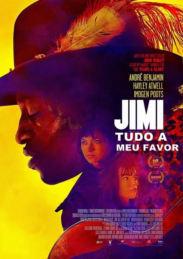 Jimi: Tudo a Meu Favor – Dublado (2013)