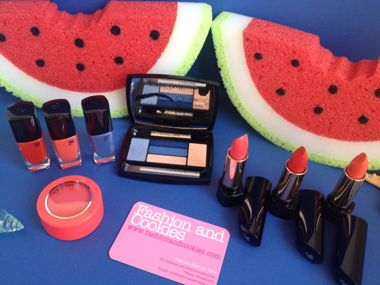 Lancome French Paradise makeup 2015 summer collection on Fashion and Cookies fashion blog