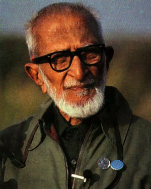 Picture Nature India on World Of Nature  Salim Ali     A Great Birdman
