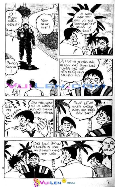 Jindodinho - Đường Dẫn Đến Khung Thành III Tập 61 page 7 Congtruyen24h